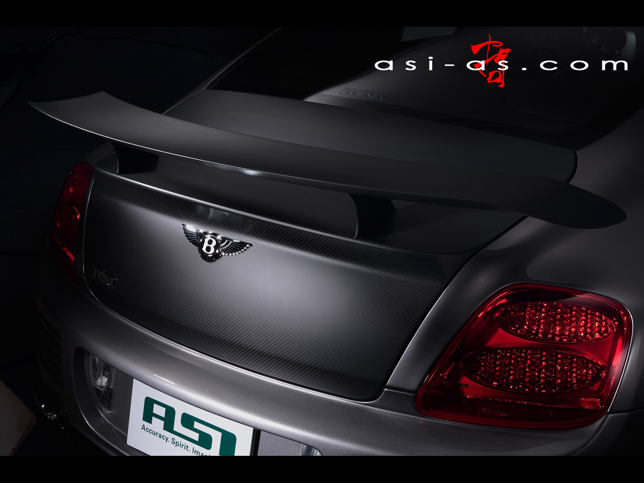 ASI Bentley GT Speed photo 54211