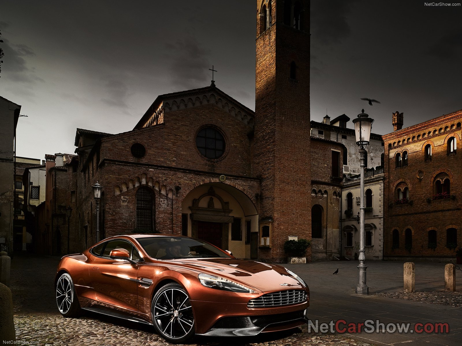 Aston Martin AM 310 Vanquish photo 92832