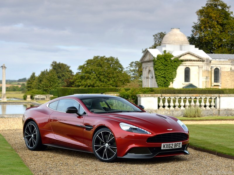 Aston Martin AM 310 Vanquish photo 97752