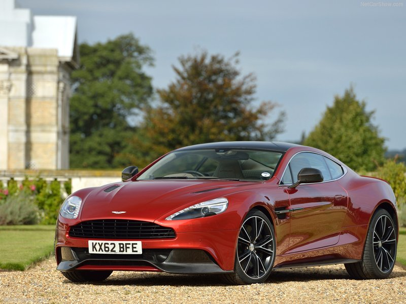 Aston Martin AM 310 Vanquish photo 97754