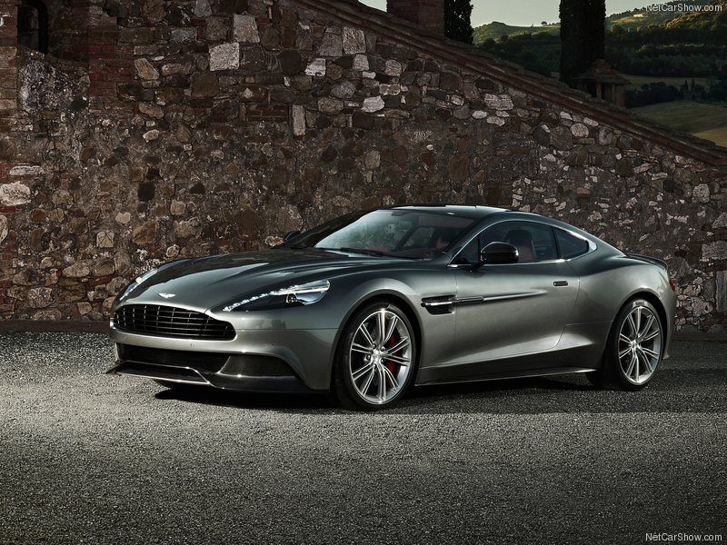 Aston Martin AM 310 Vanquish photo 97756