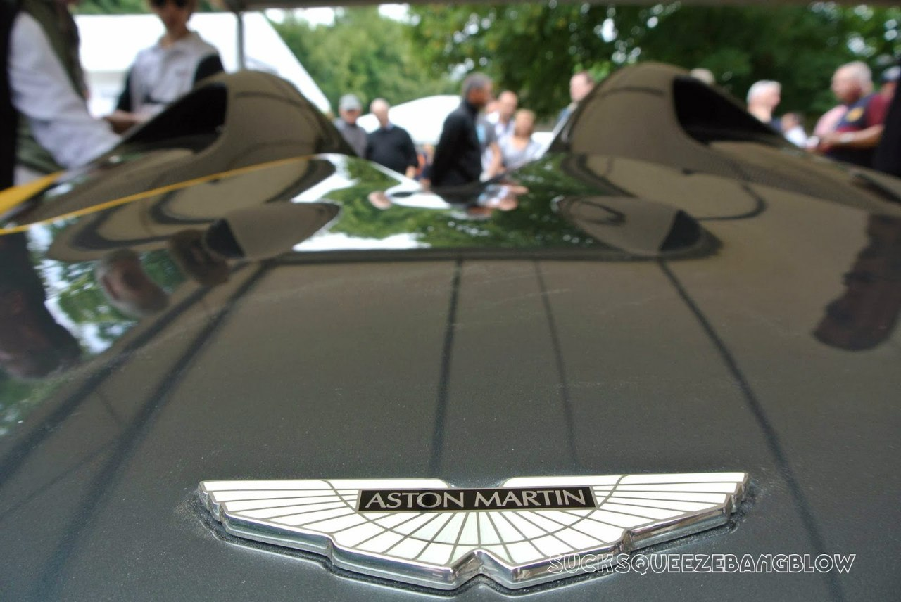 Aston Martin CC100 photo 104857