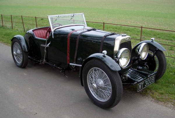 Aston Martin Classics (1925) photo 45434