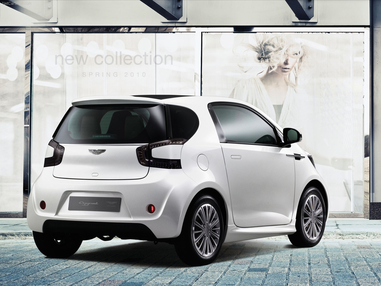 Aston Martin Cygnet photo 72360