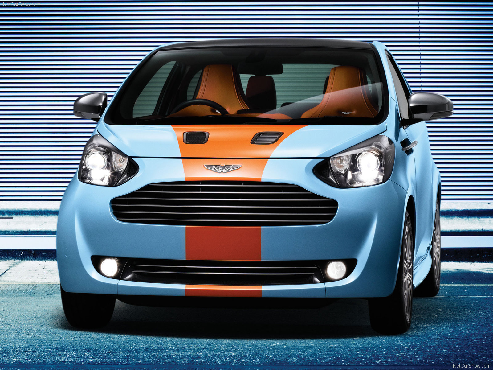 Aston Martin Cygnet photo 72363