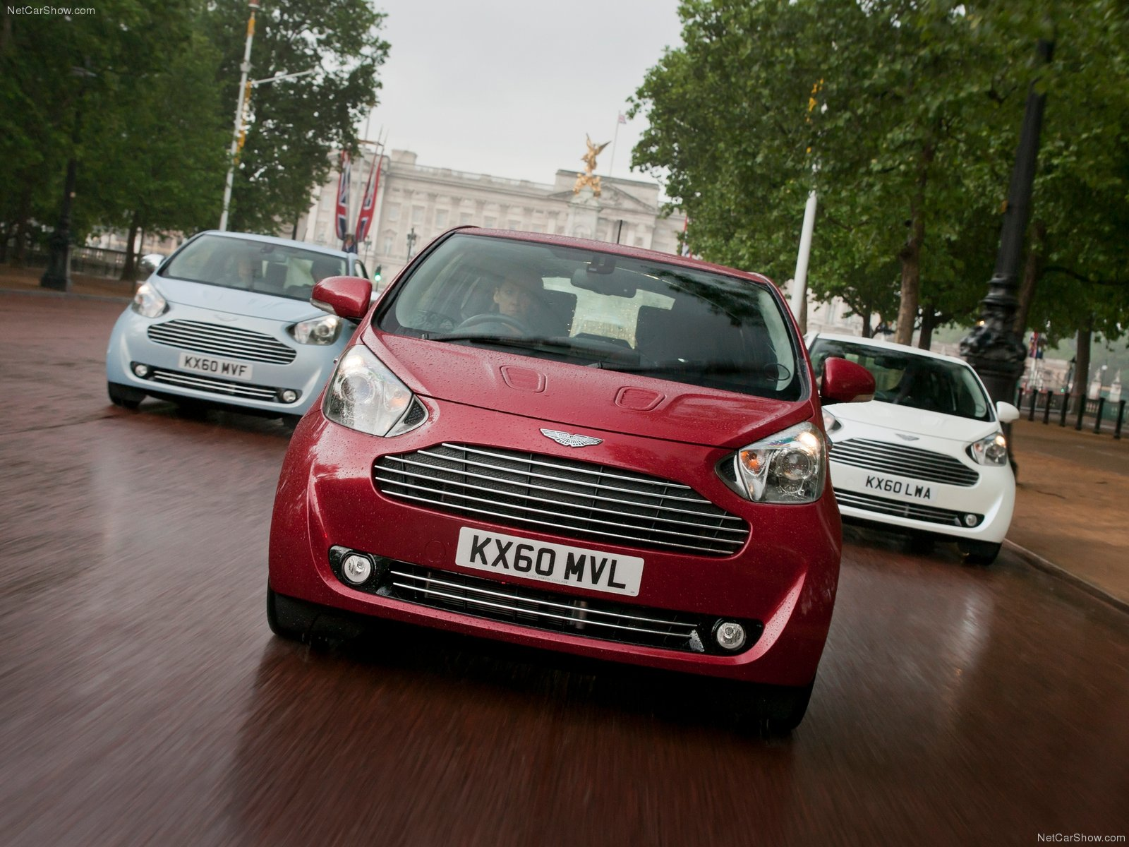 Aston Martin Cygnet photo 81777