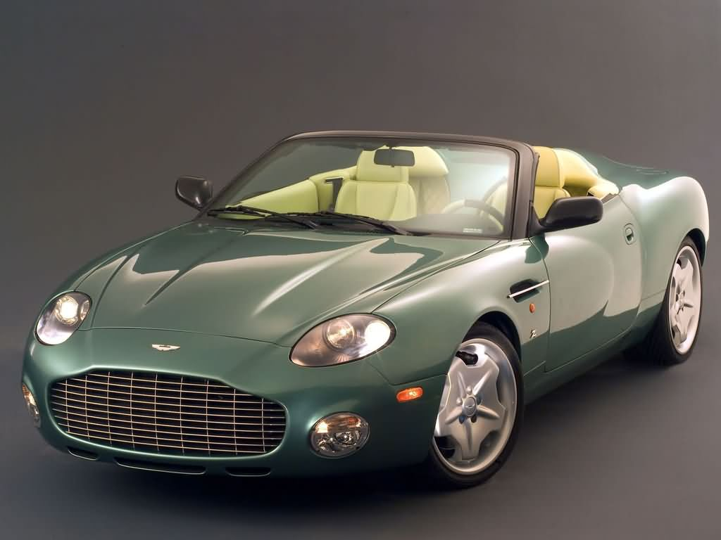 Aston Martin DB AR1 Roadster photo 3497