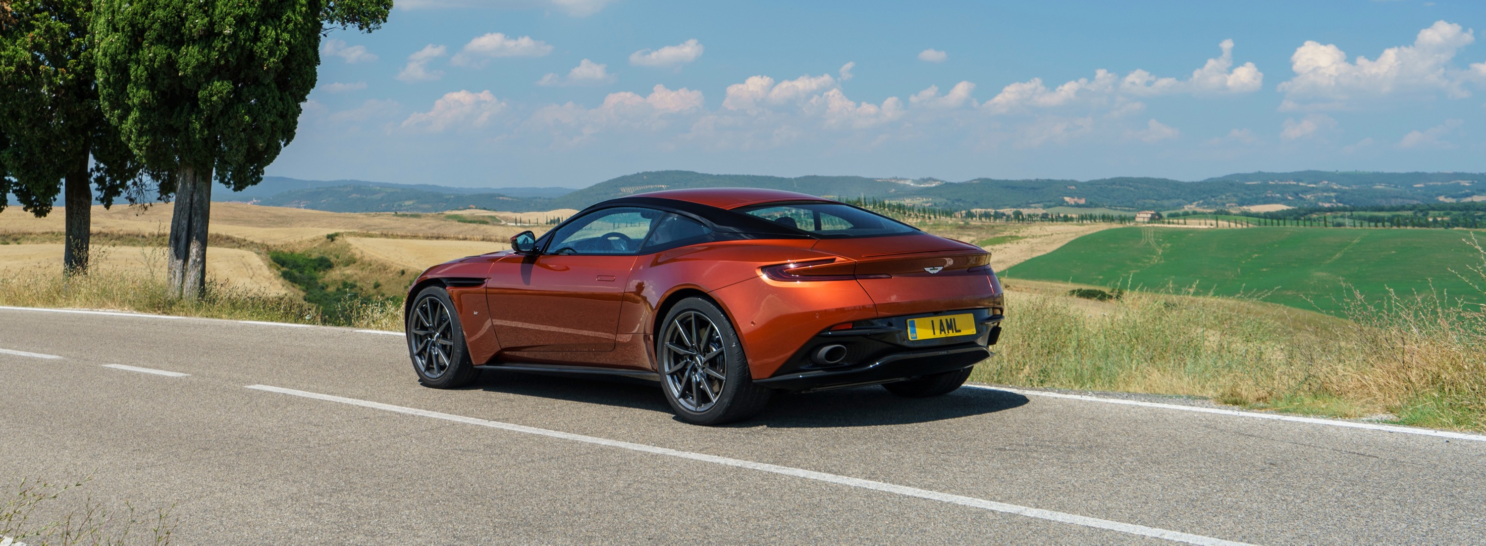 Aston Martin DB11 photo 167252