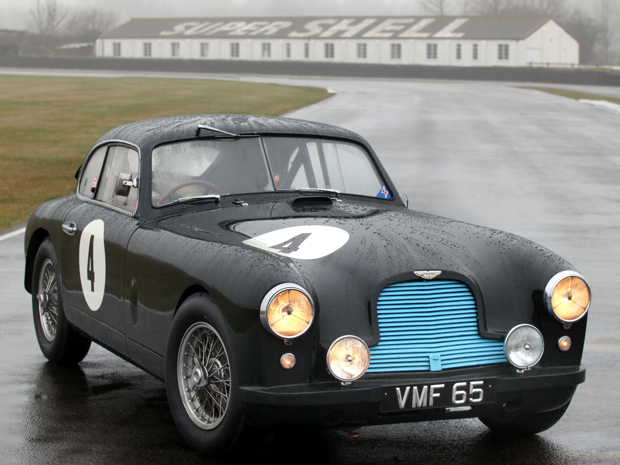 Aston Martin DB2 Team Car photo 79155