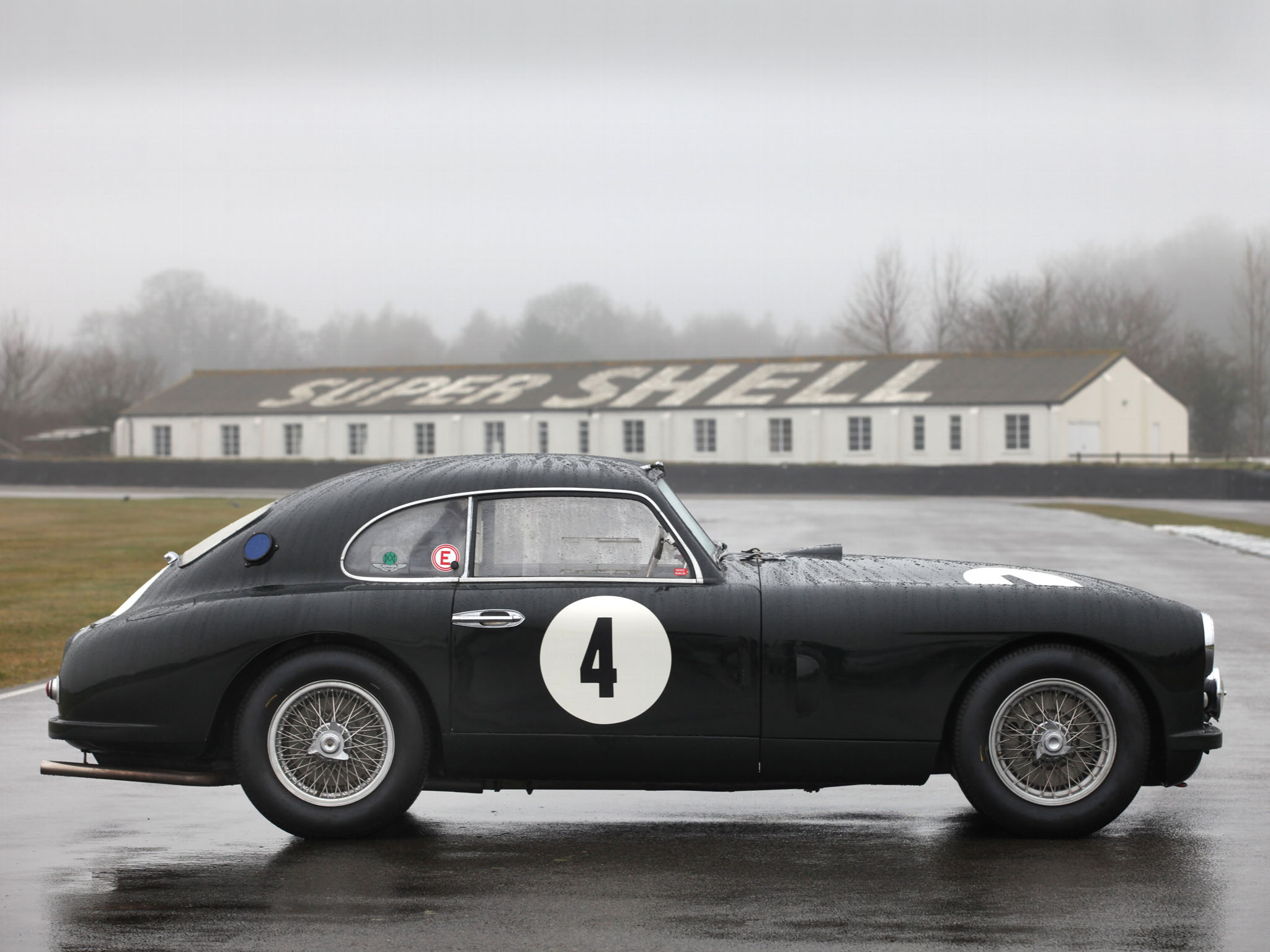 Aston Martin DB2 Team Car photo 79156