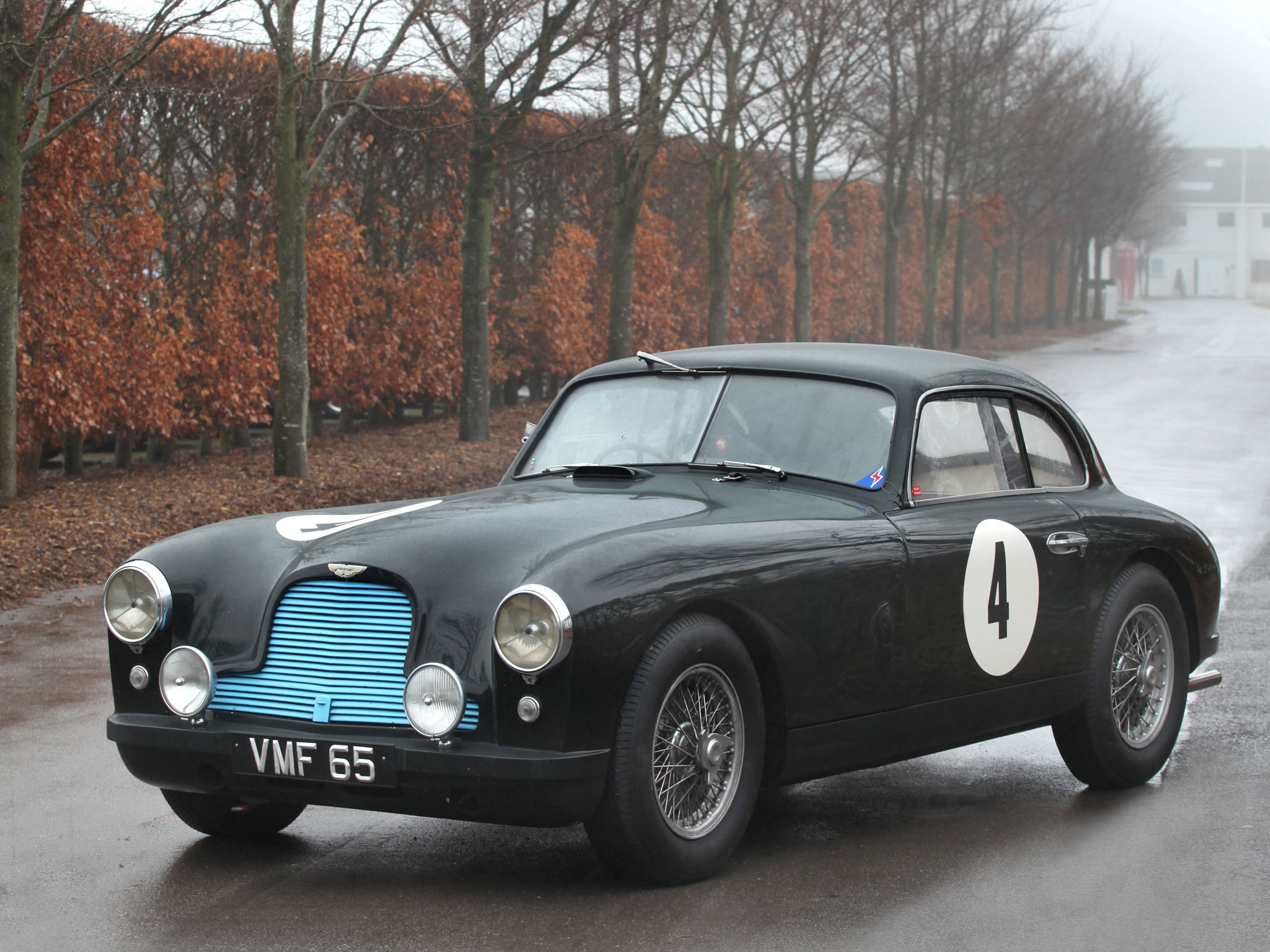 Aston Martin DB2 Team Car photo 79157