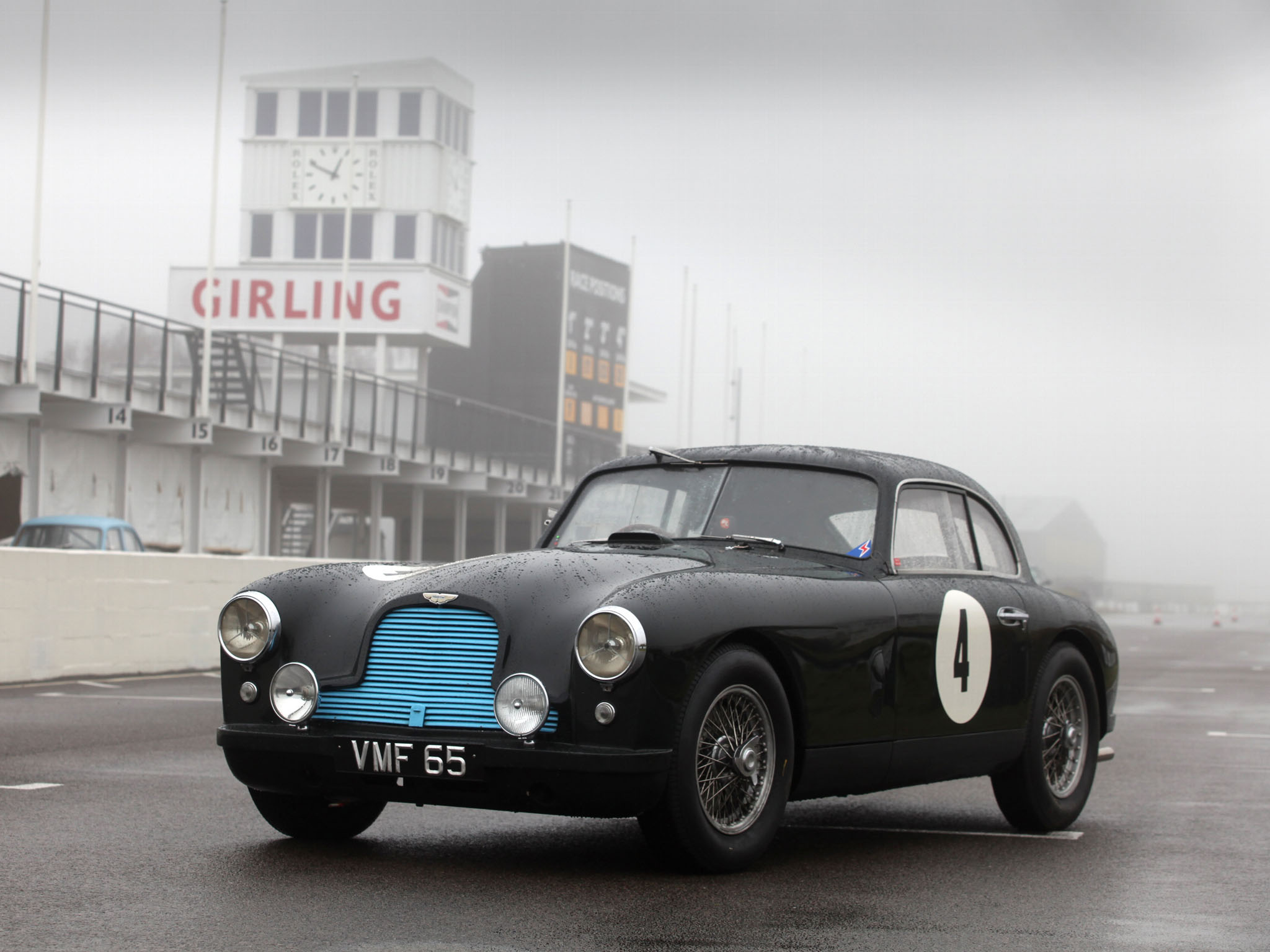 Aston Martin DB2 Team Car photo 79163