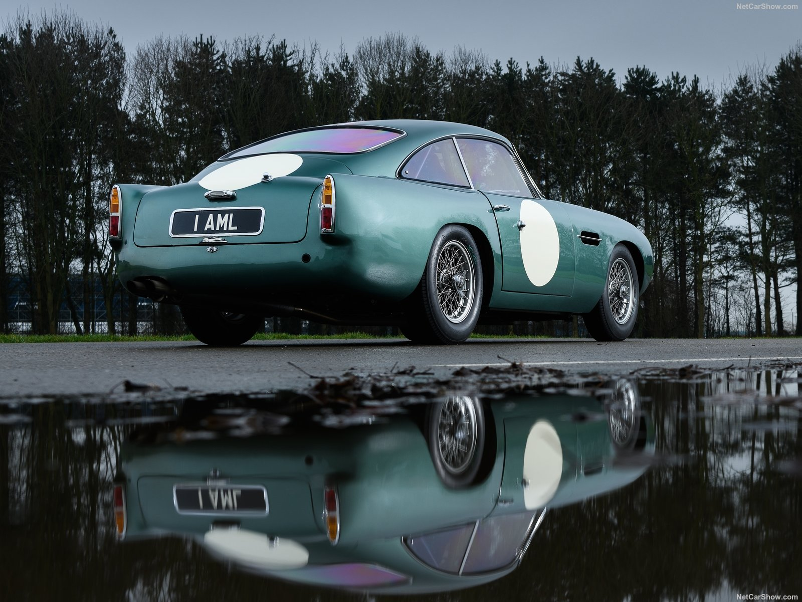 Aston Martin DB4 GT photo 190113