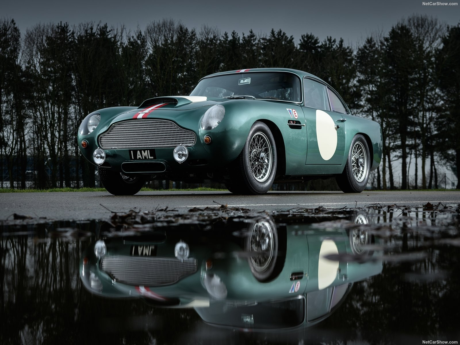 Aston Martin DB4 GT photo 190127