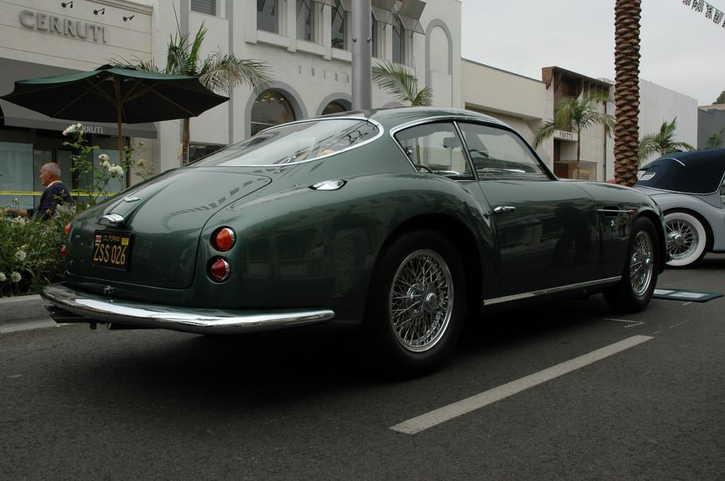 Aston Martin DB4 GT Zagato photo 29249