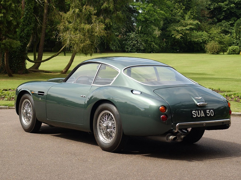 Aston Martin DB4 GT Zagato photo 347
