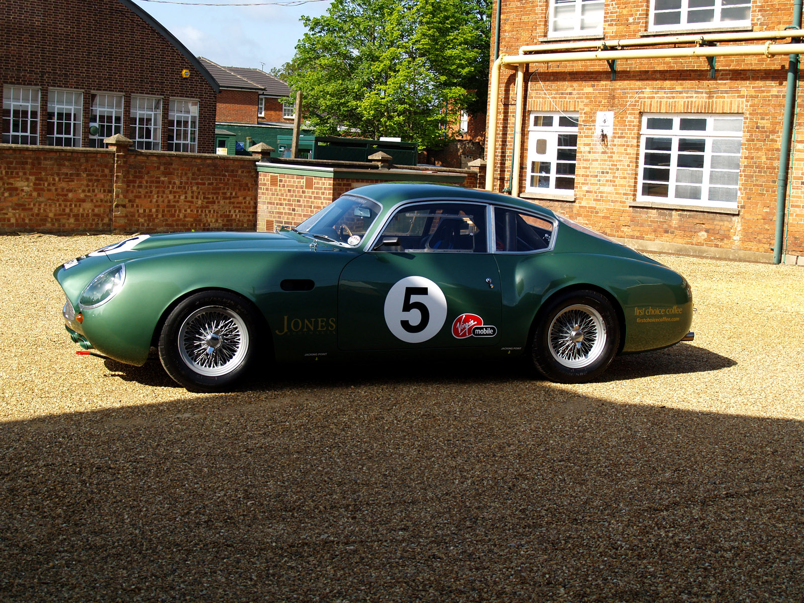 Aston Martin DB4 GT Zagato photo 50455