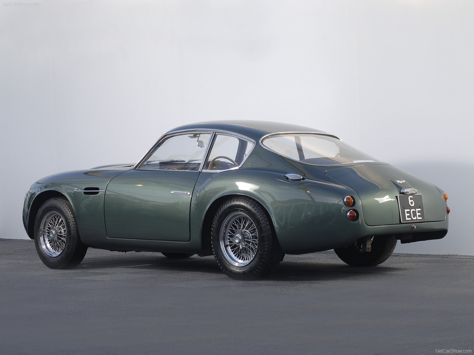 Aston Martin DB4 GT Zagato photo 55000