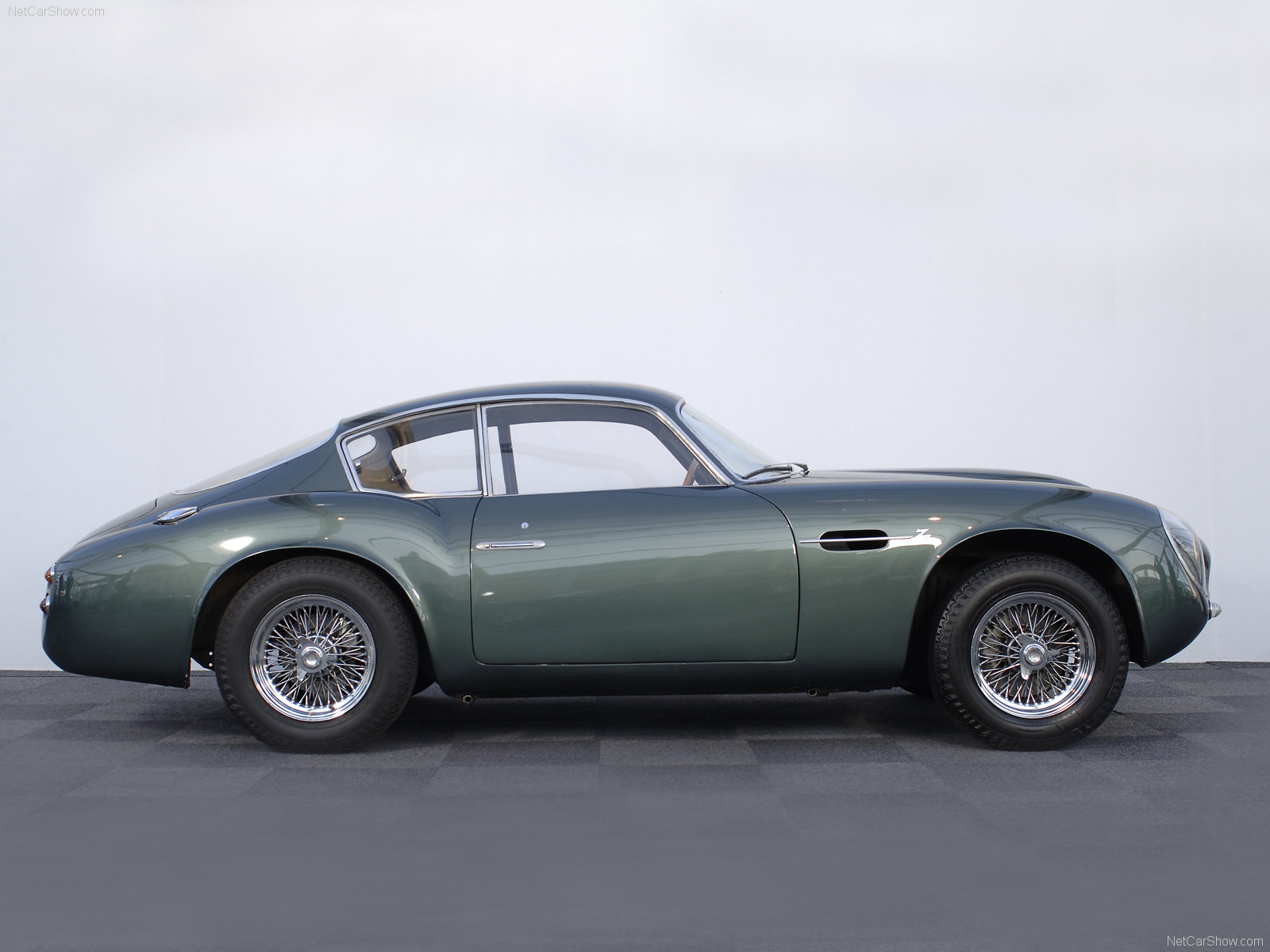 Aston Martin DB4 GT Zagato photo 55001