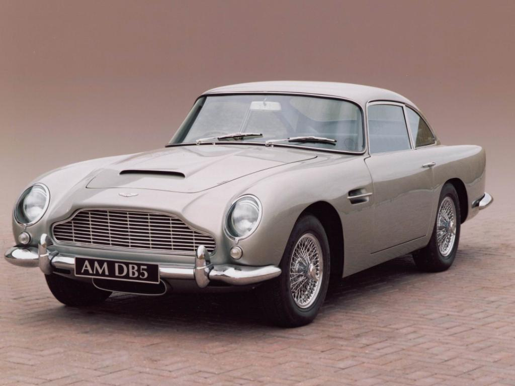 Aston Martin DB5 photo 13119