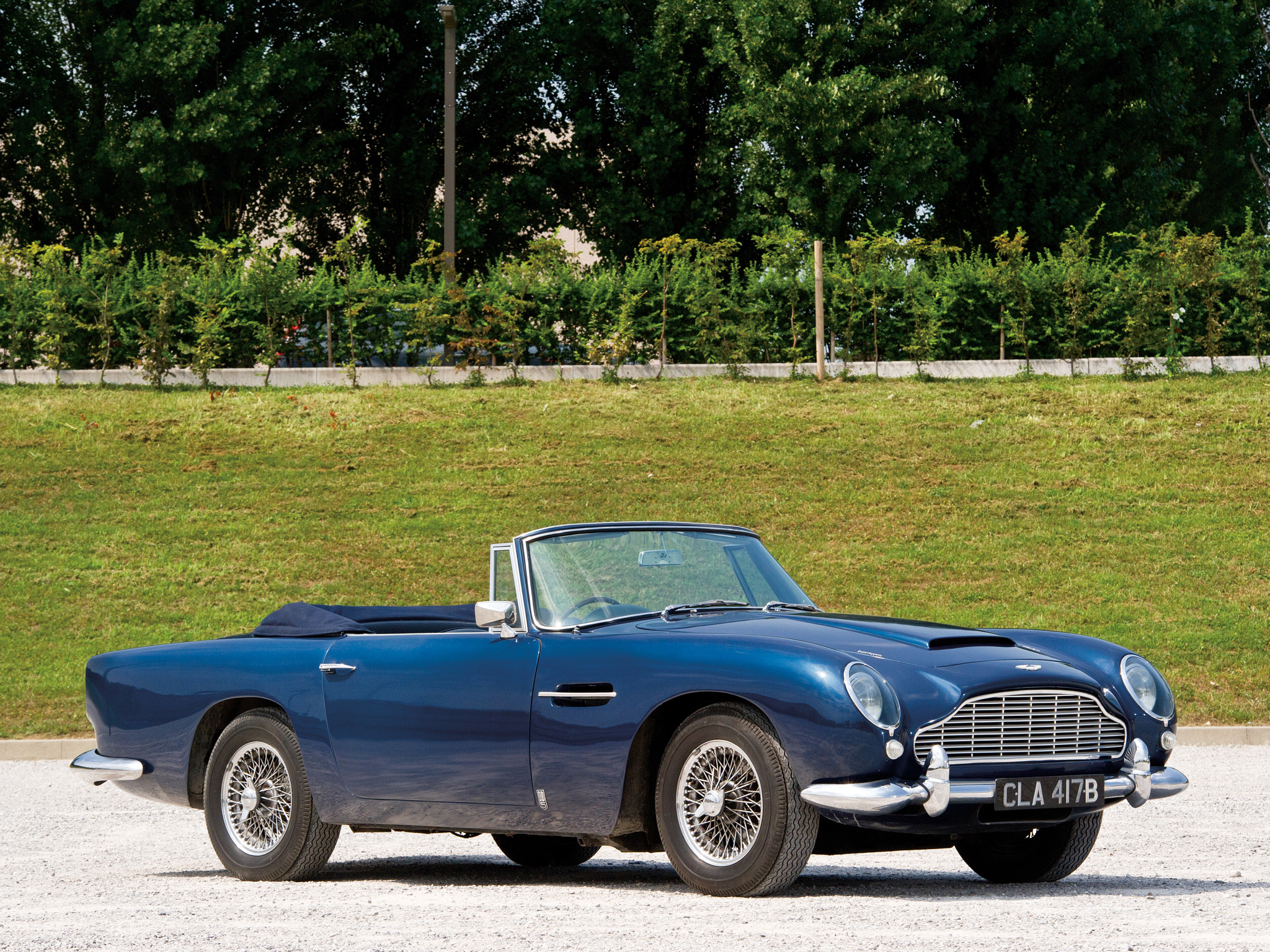 Aston Martin DB5 photo 95431