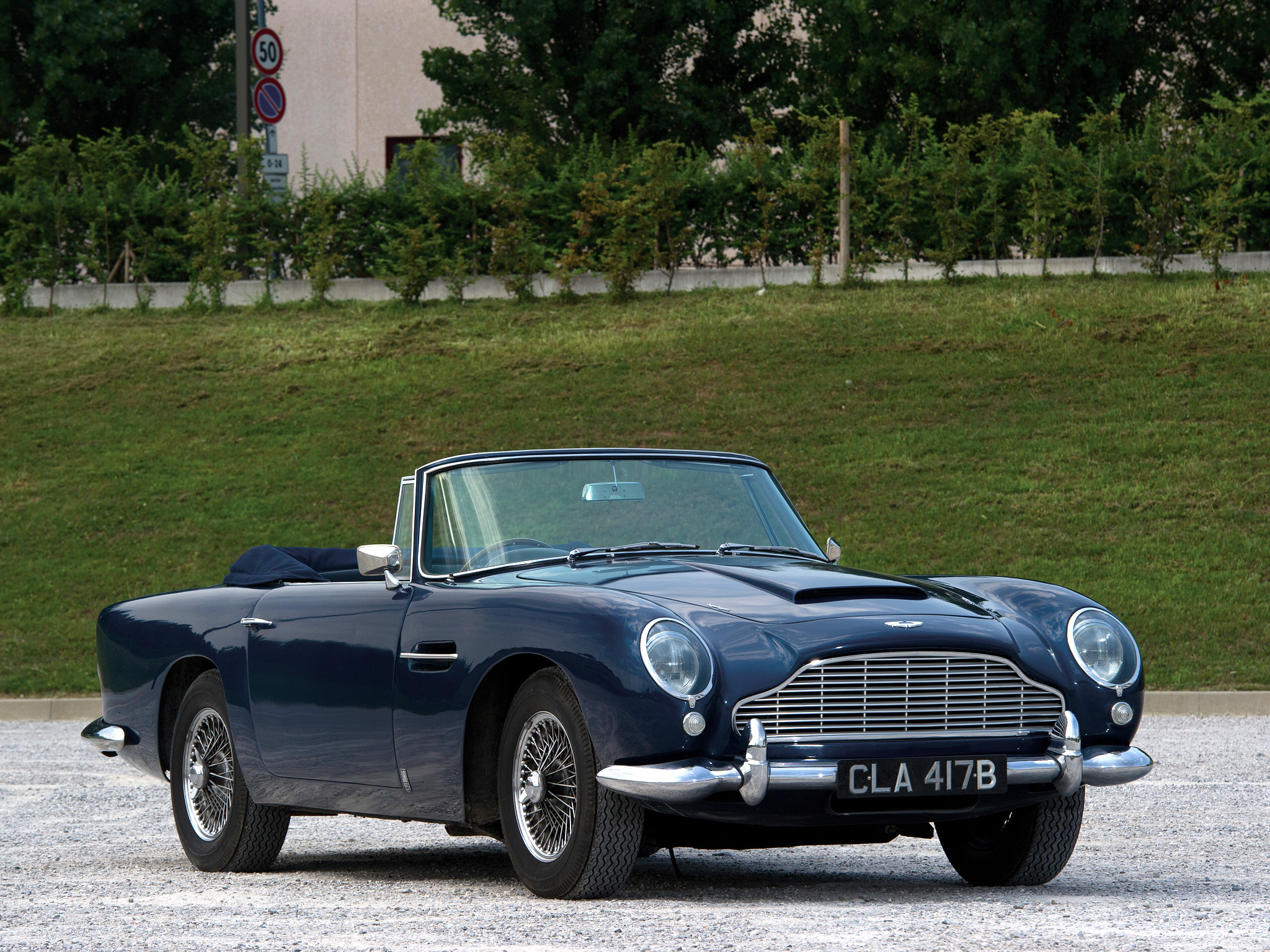 Aston Martin DB5 photo 95433