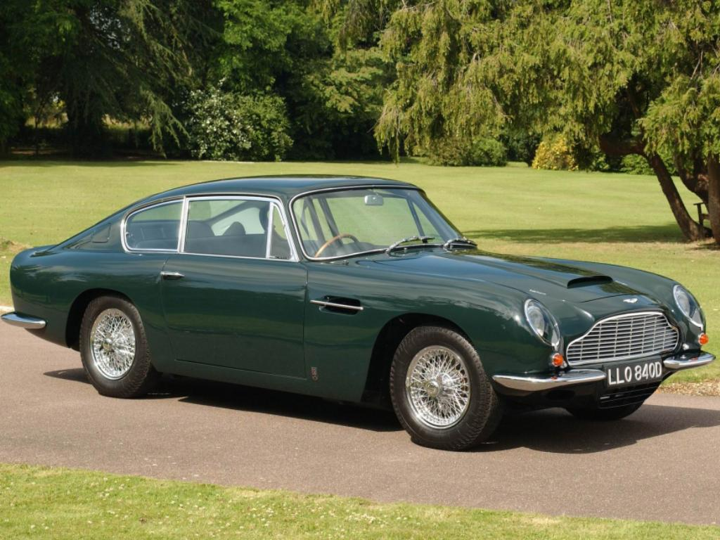 Aston Martin DB6 photo 13127