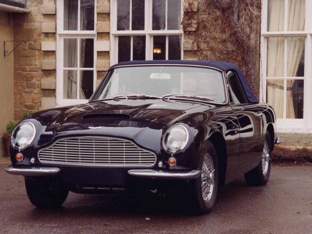 Aston Martin DB6 photo 13131