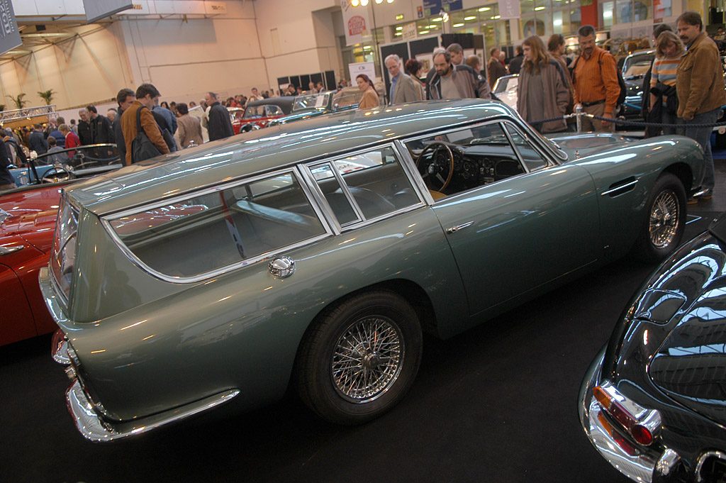 Aston Martin DB6 photo 34583