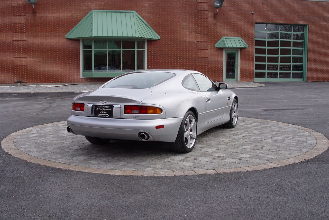 Aston Martin DB7 GT photo 13180