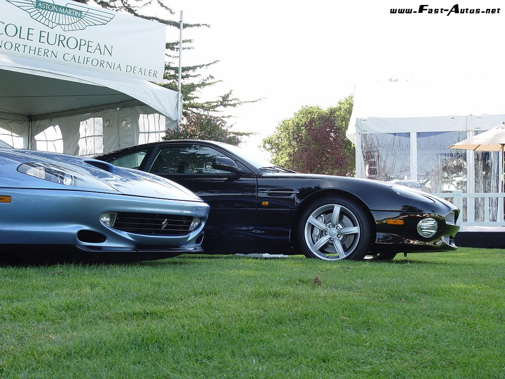 Aston Martin DB7 GT photo 16443