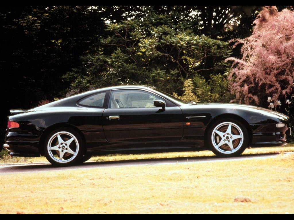 Aston Martin DB7 photo 352