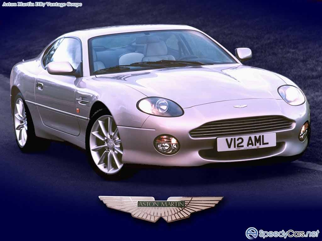 Aston Martin DB7 Vantage photo 13199