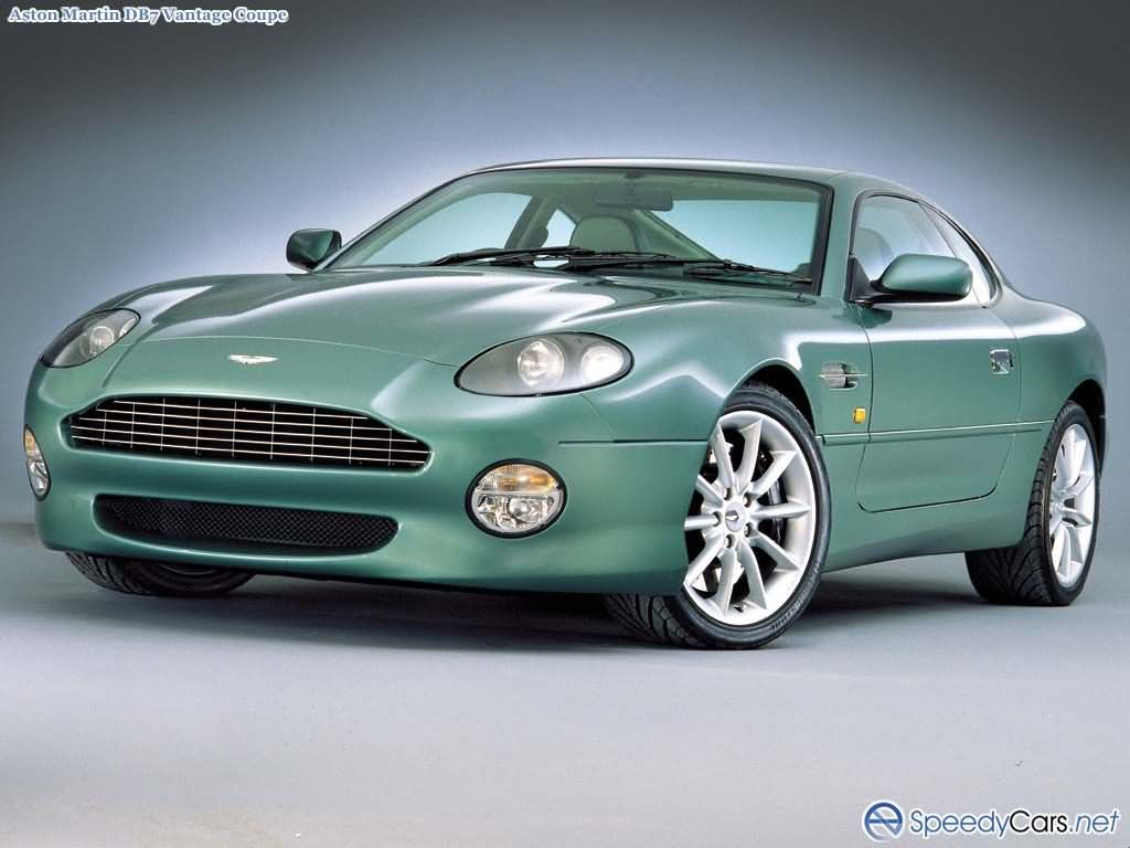 Aston Martin DB7 Vantage photo 13204