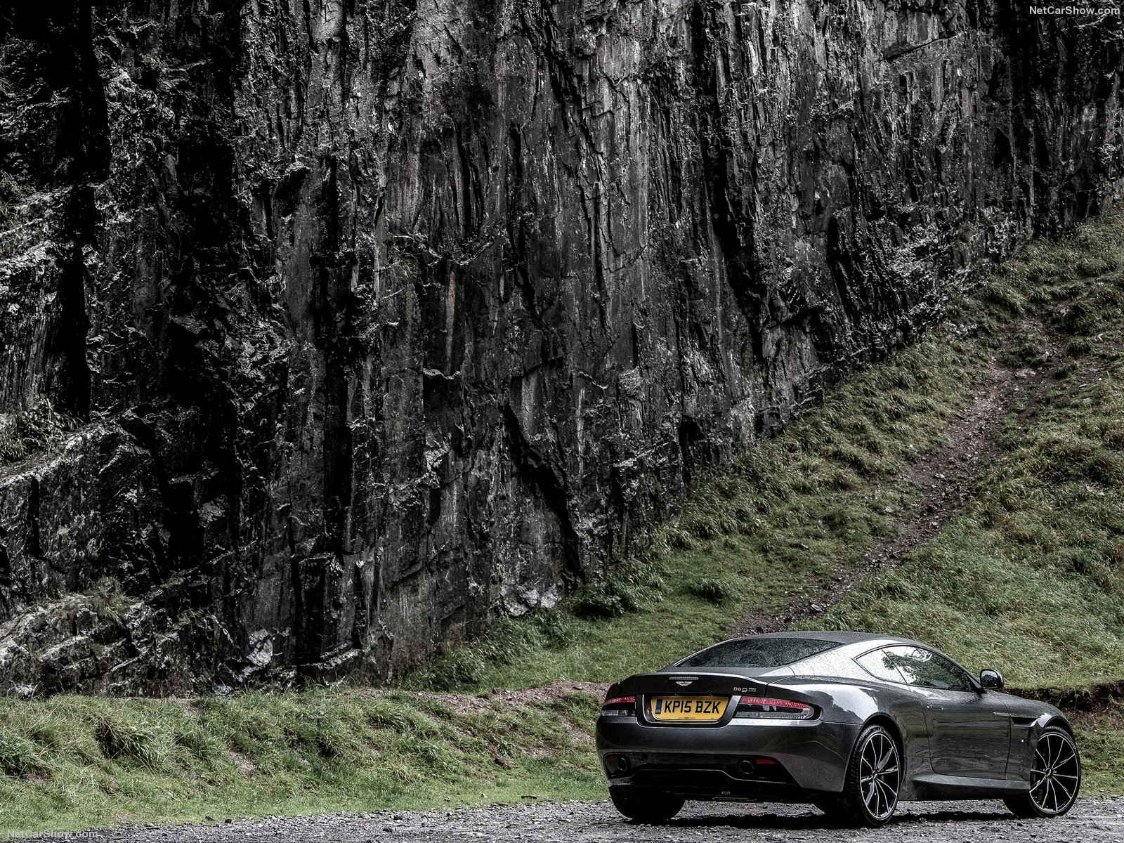 Aston Martin DB9 GT photo 148706