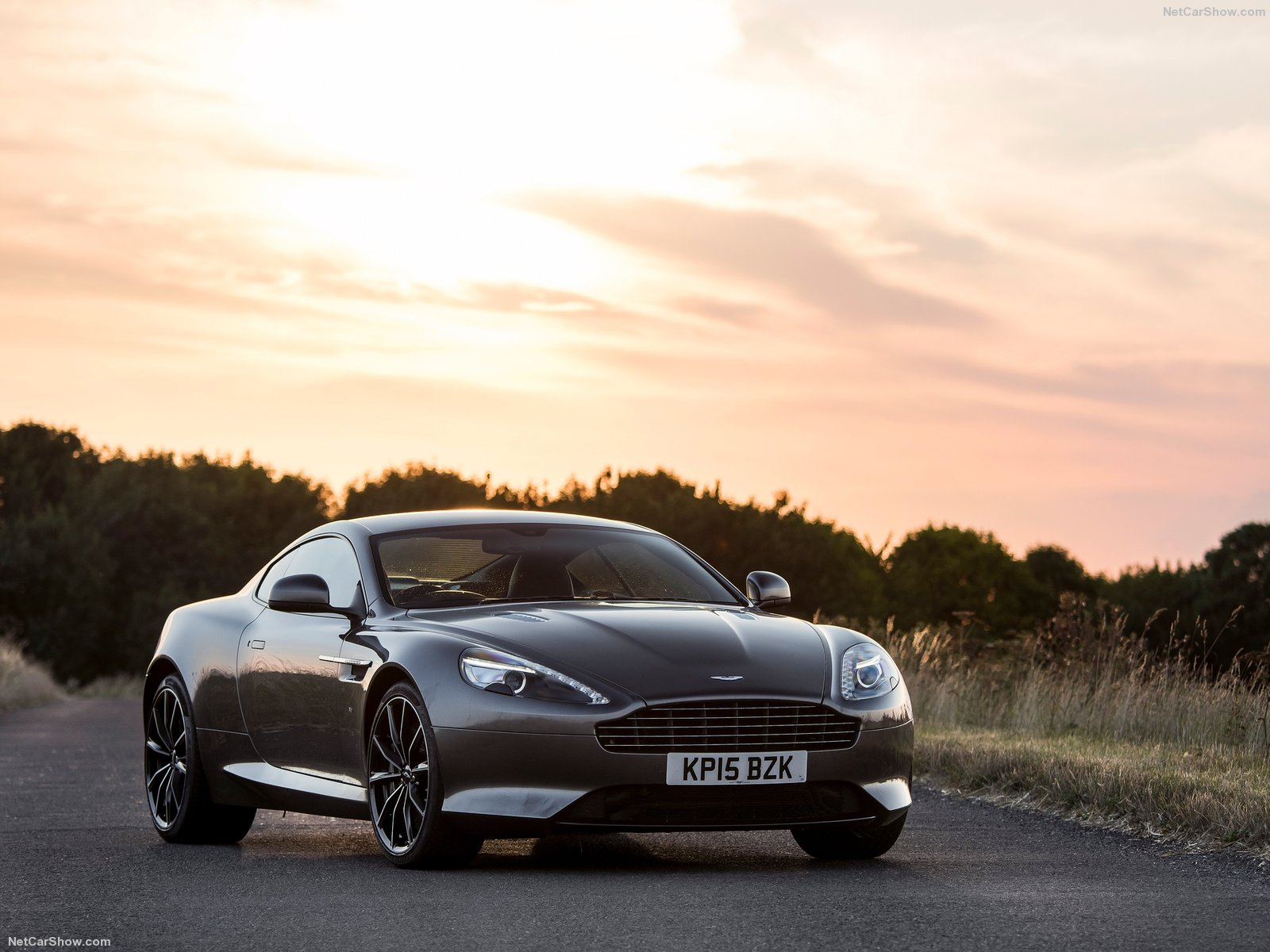 Aston Martin DB9 GT photo 148722