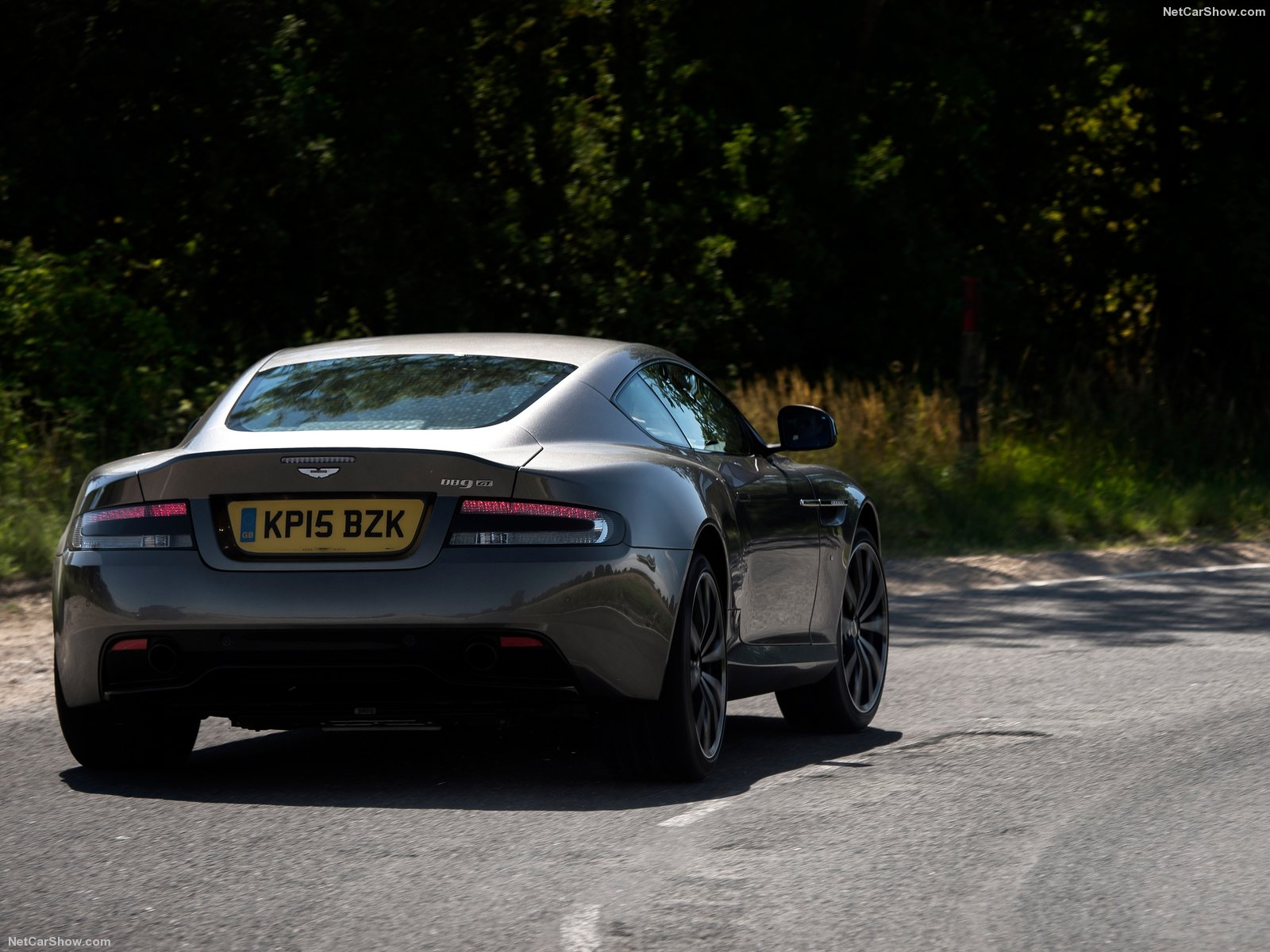 Aston Martin DB9 GT photo 155744