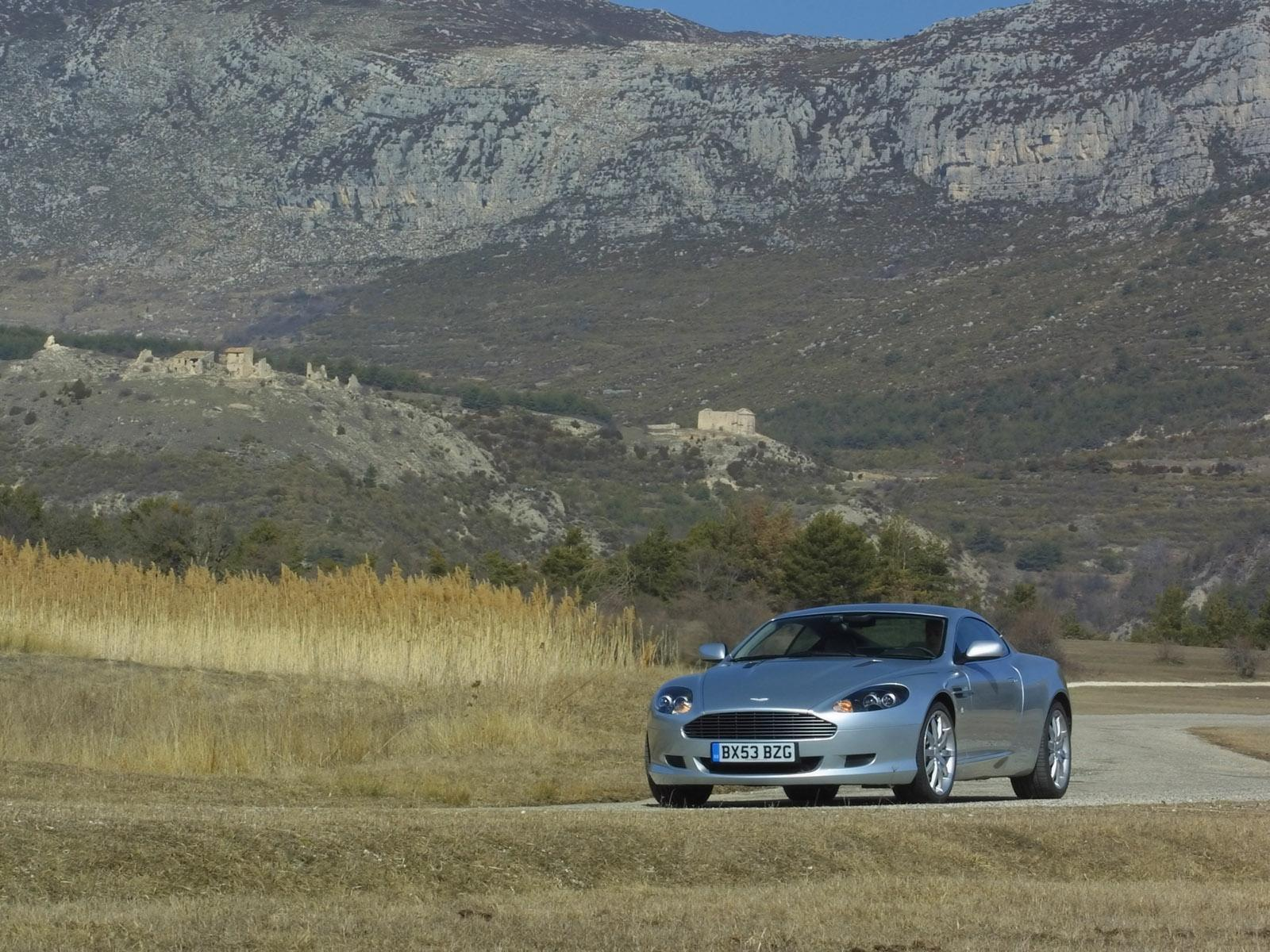 Aston Martin DB9 photo 18856