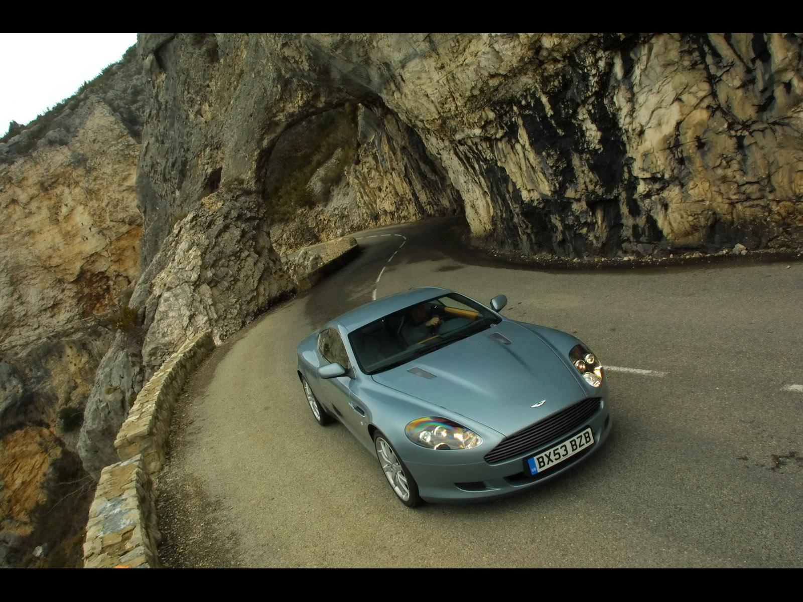 Aston Martin DB9 photo 18860