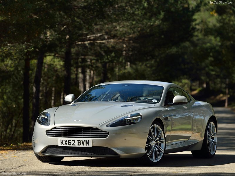 Aston Martin DB9 photo 99173