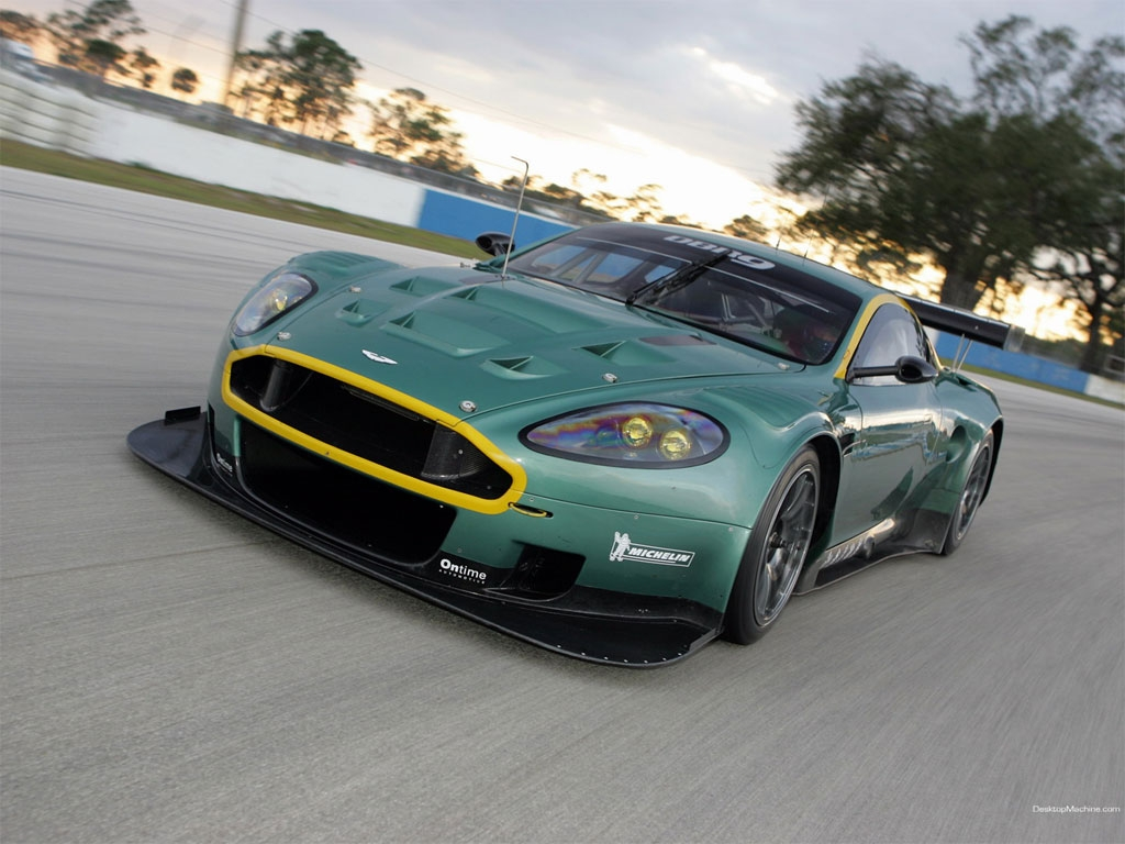 Aston Martin DBR9 photo 31611