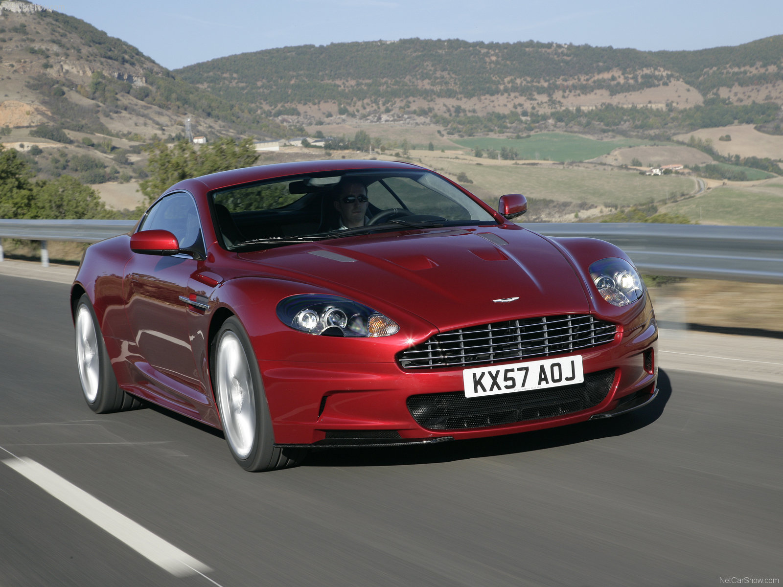 Aston Martin DBS Infa Red photo 49765