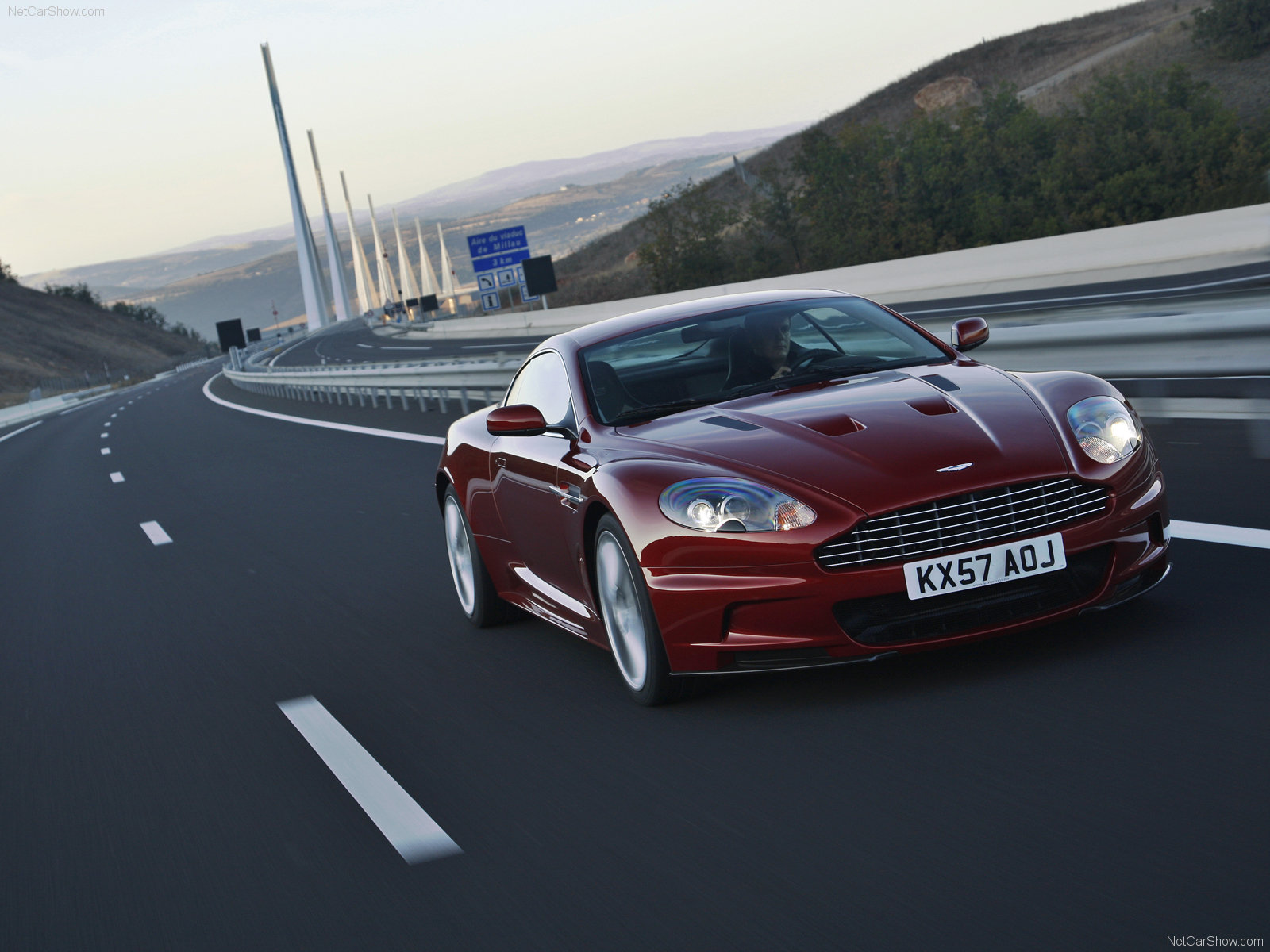 Aston Martin DBS Infa Red photo 49770
