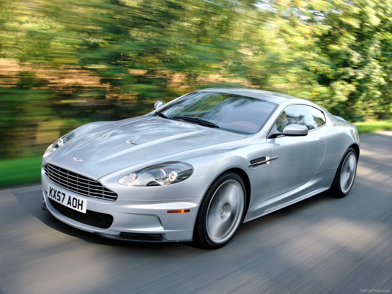 Aston Martin DBS Lightning Silver photo 49851