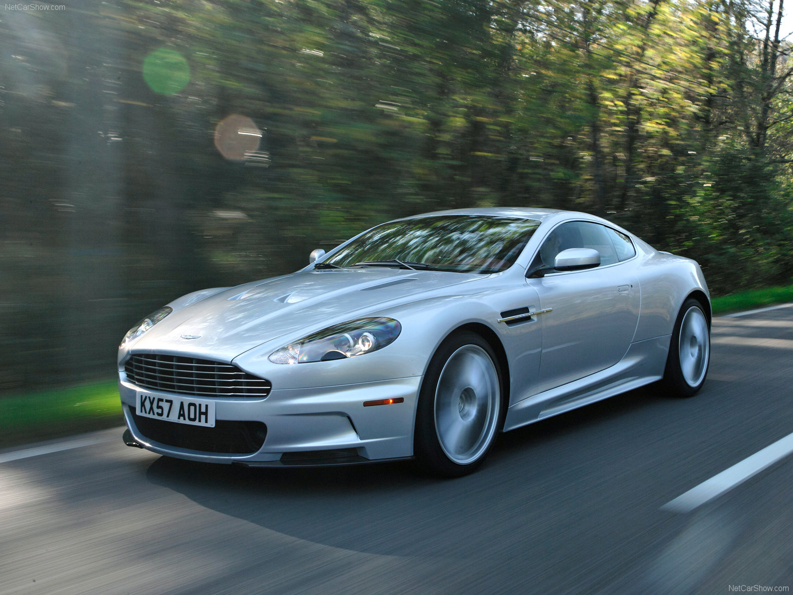 Aston Martin DBS Lightning Silver photo 49853