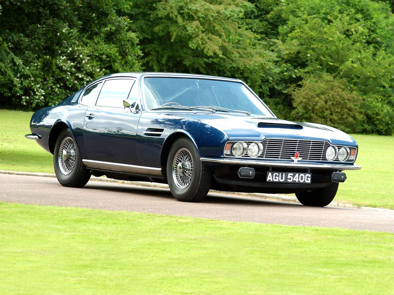 Aston Martin DBS photo 32707
