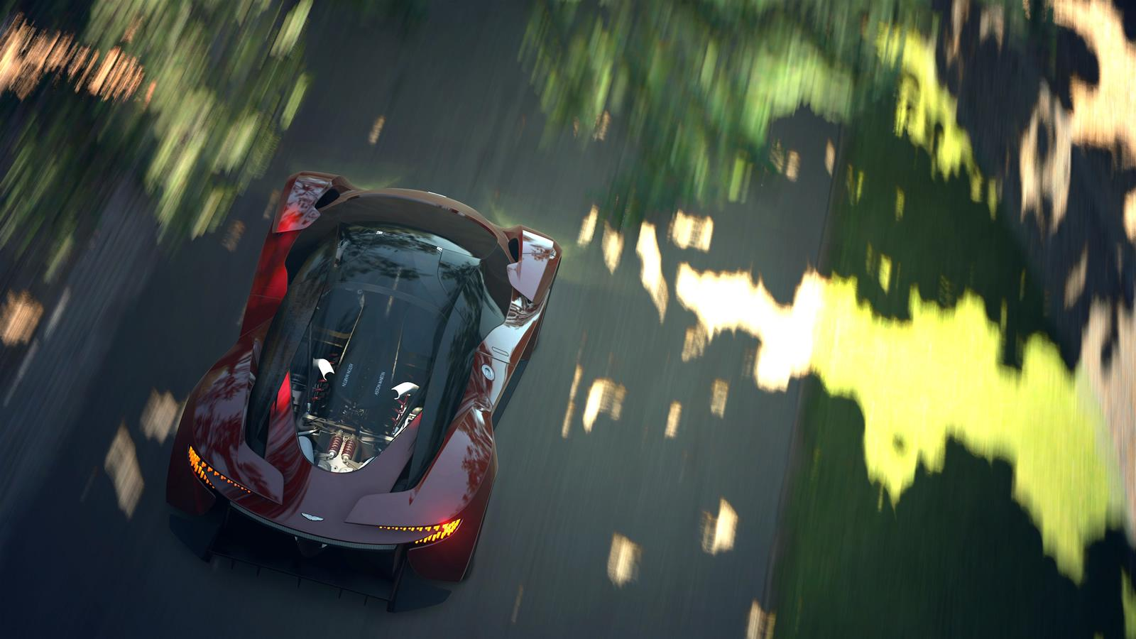 Aston Martin DP-100 Vision Gran Turismo photo 123335