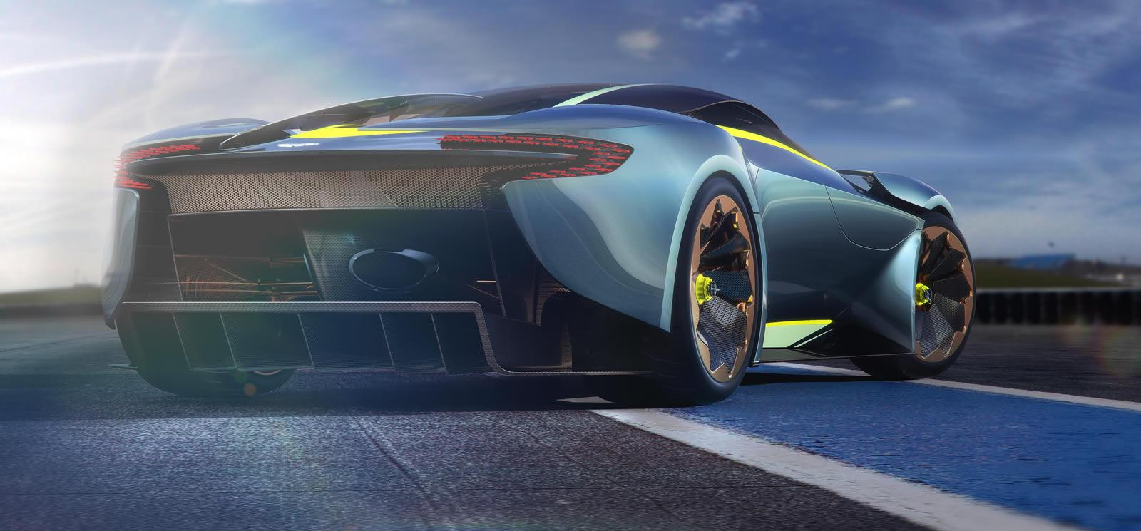 Aston Martin DP-100 Vision Gran Turismo photo 123344