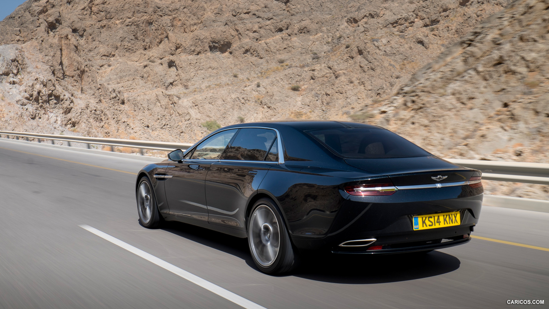 Aston Martin Lagonda photo 130374