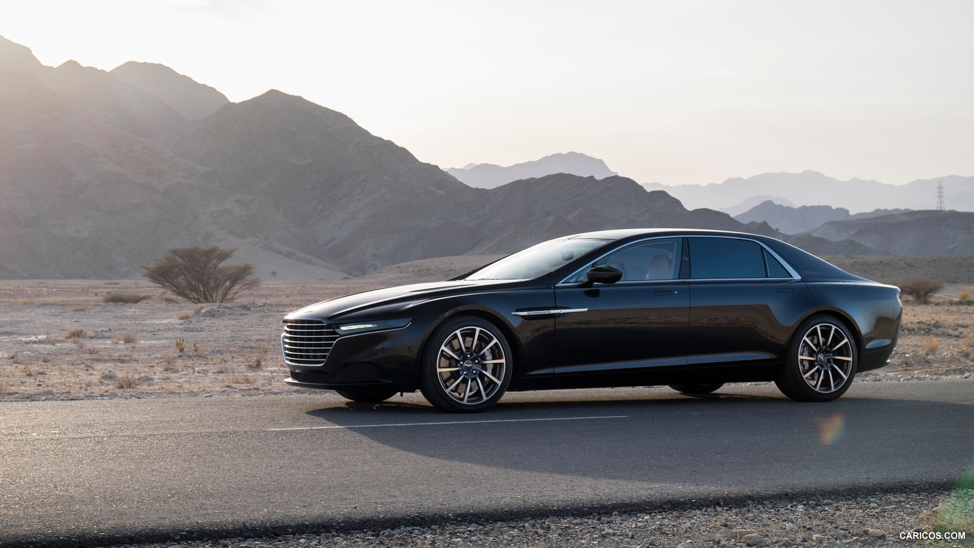 Aston Martin Lagonda photo 130377